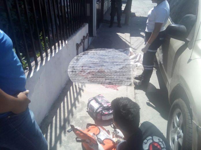 Asesinato de auxiliar de candidata a alcaldía de venustiano Carranza, Michoacán