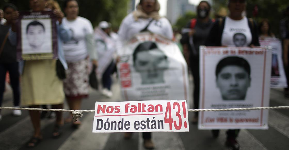 'Ayotzinapa, el paso de la tortuga', el documental que nunca olvida