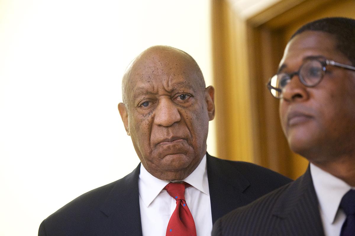 Bill Cosby en juicio