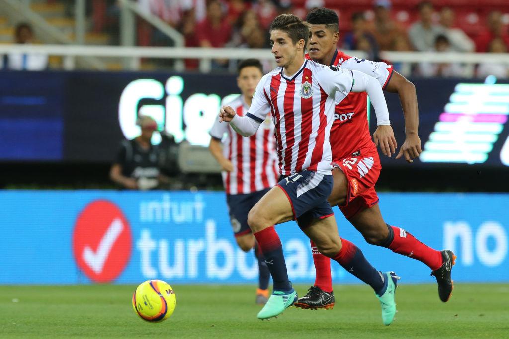Isaac-Brizuela-Chivas-Guadalajara-Veracruz-Liga-MX-Clausura-2018