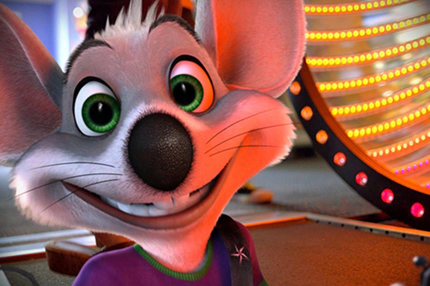ratón chuck