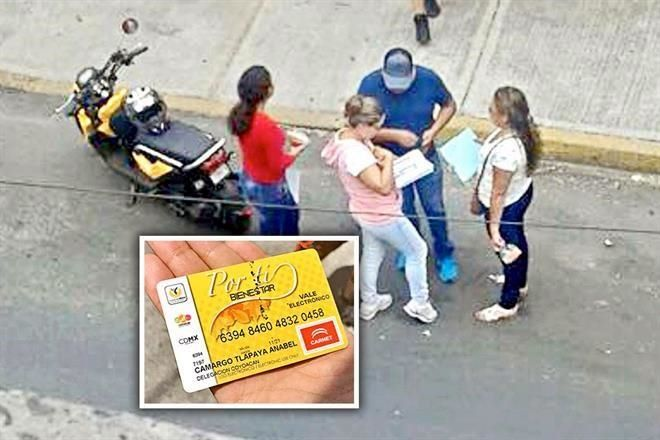 Monederos en delegación Coyoacán para compra de votos