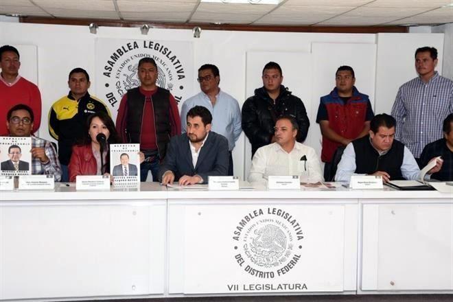 conferencia de prensa César Cravioto