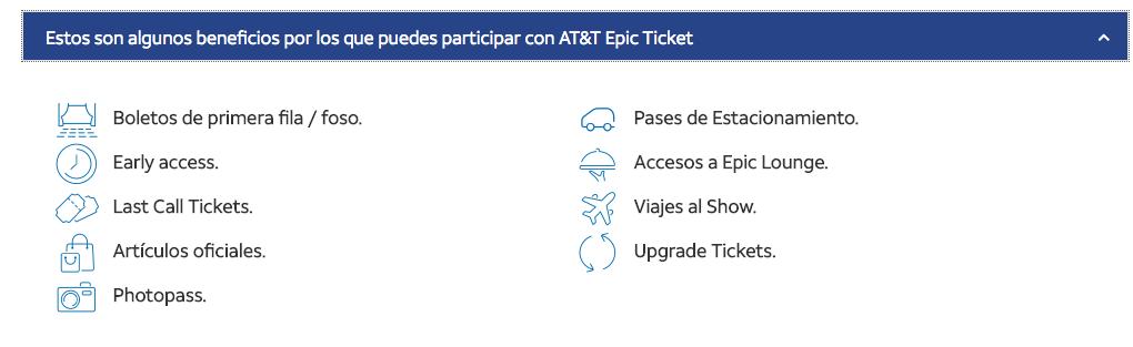 Epic Ticket
