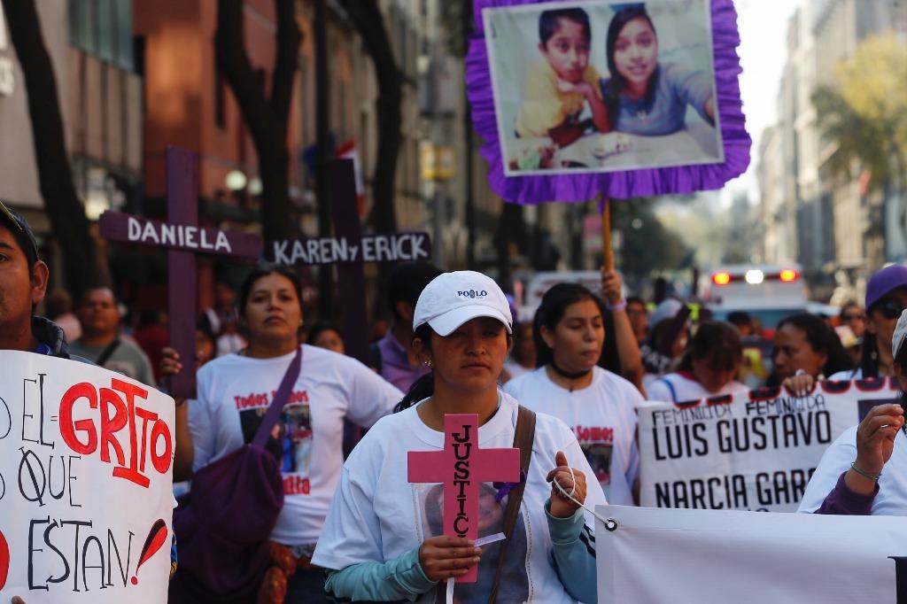 feminicidios México