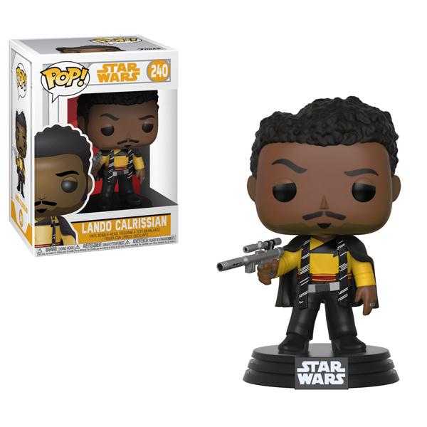 ¡Solo: A Star Wars Story ahora son Funko Pop!