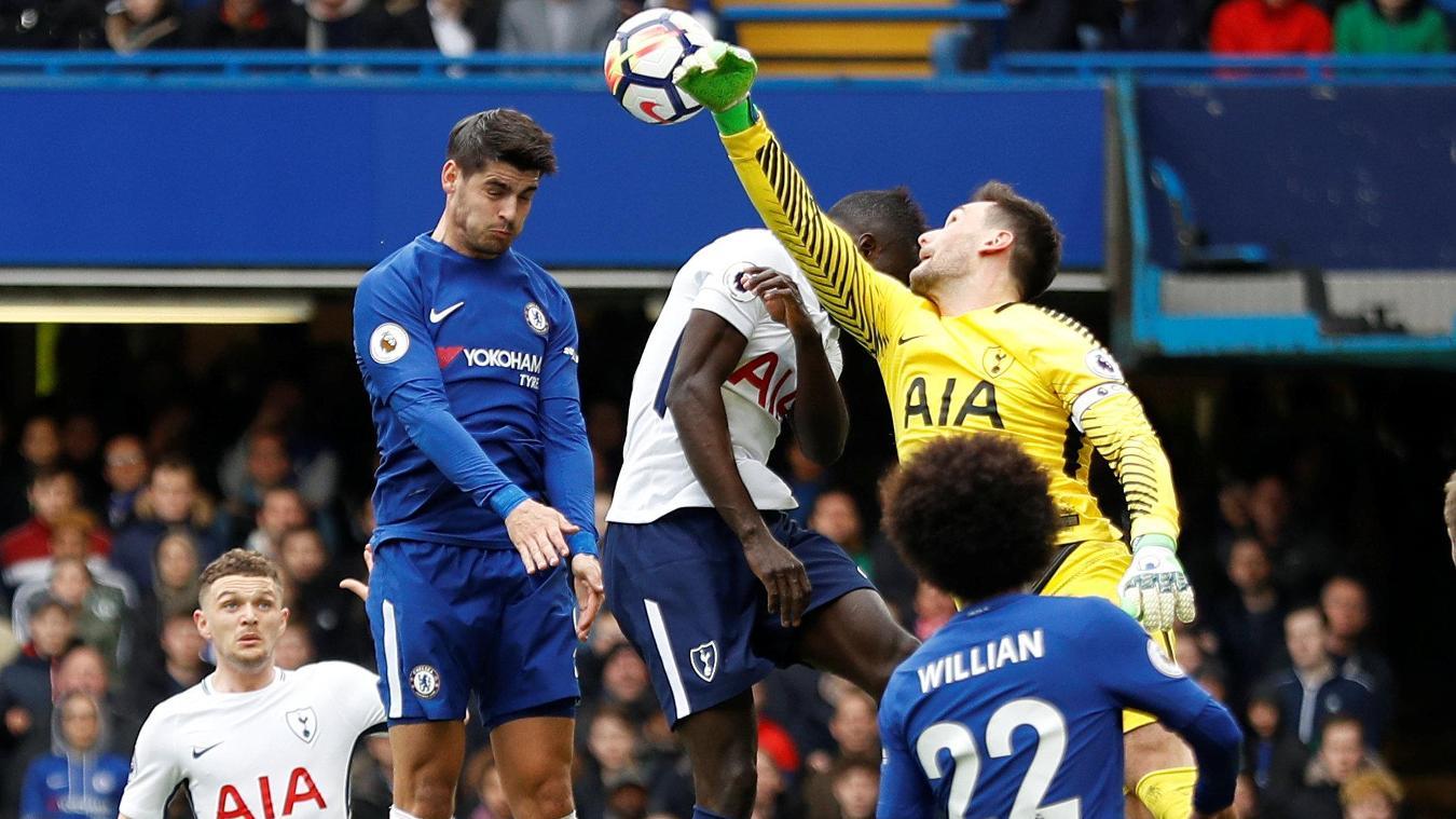 Premier-League-Chelsea-Tottenham-Alvaro-Morata-Gol