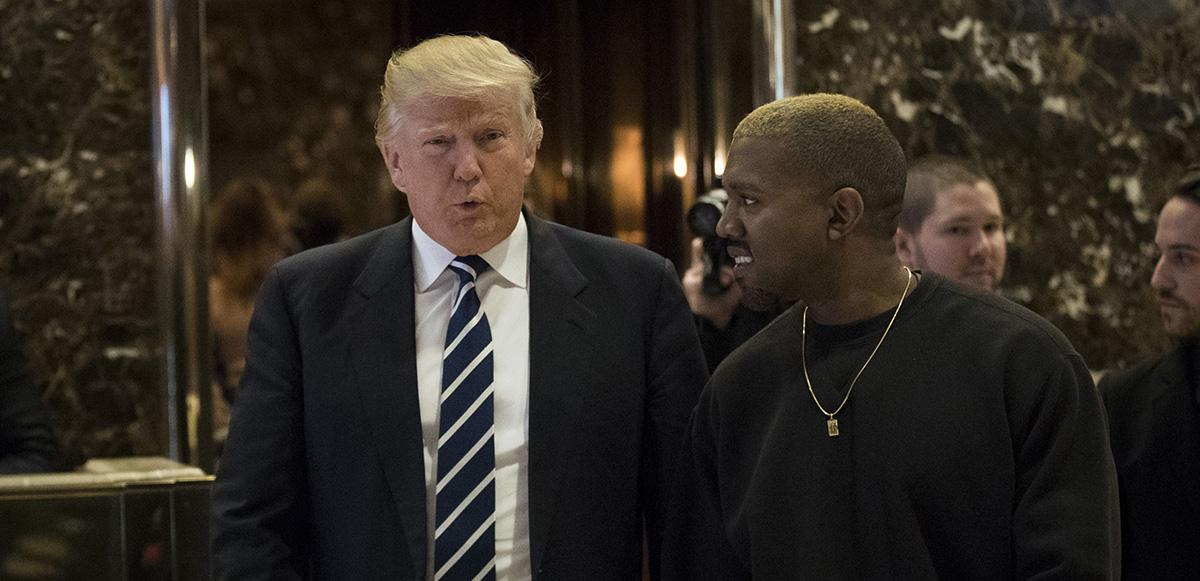 Kanye 'sin amigos' West: Drake, Rihanna y otros le dan unfollow por apoyo a Trump