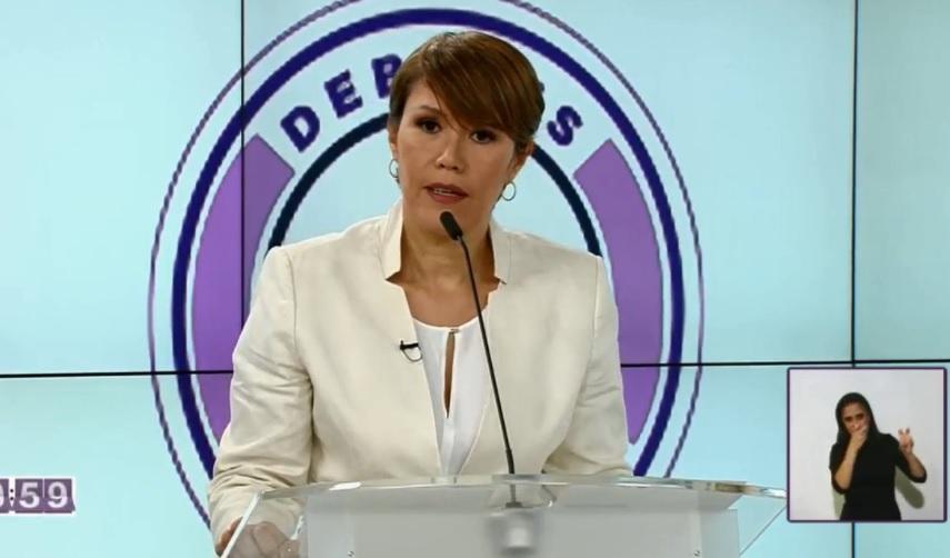 Lorena Osornio, candidata sin partido CDMX