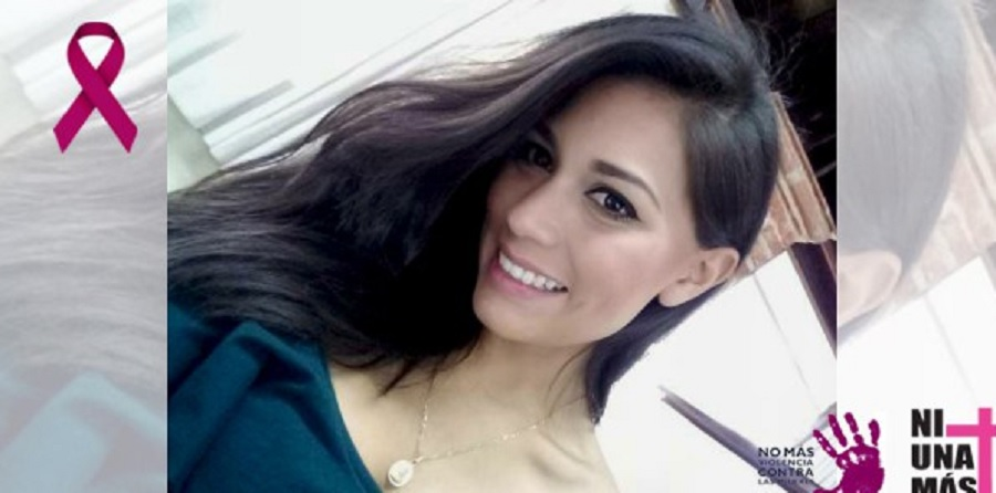 Candidata a diputada de PVEM; Maribel Barajas