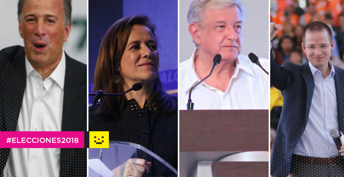 Meade reta a AMLO y Anaya a debatir Margarita Zavala se suma