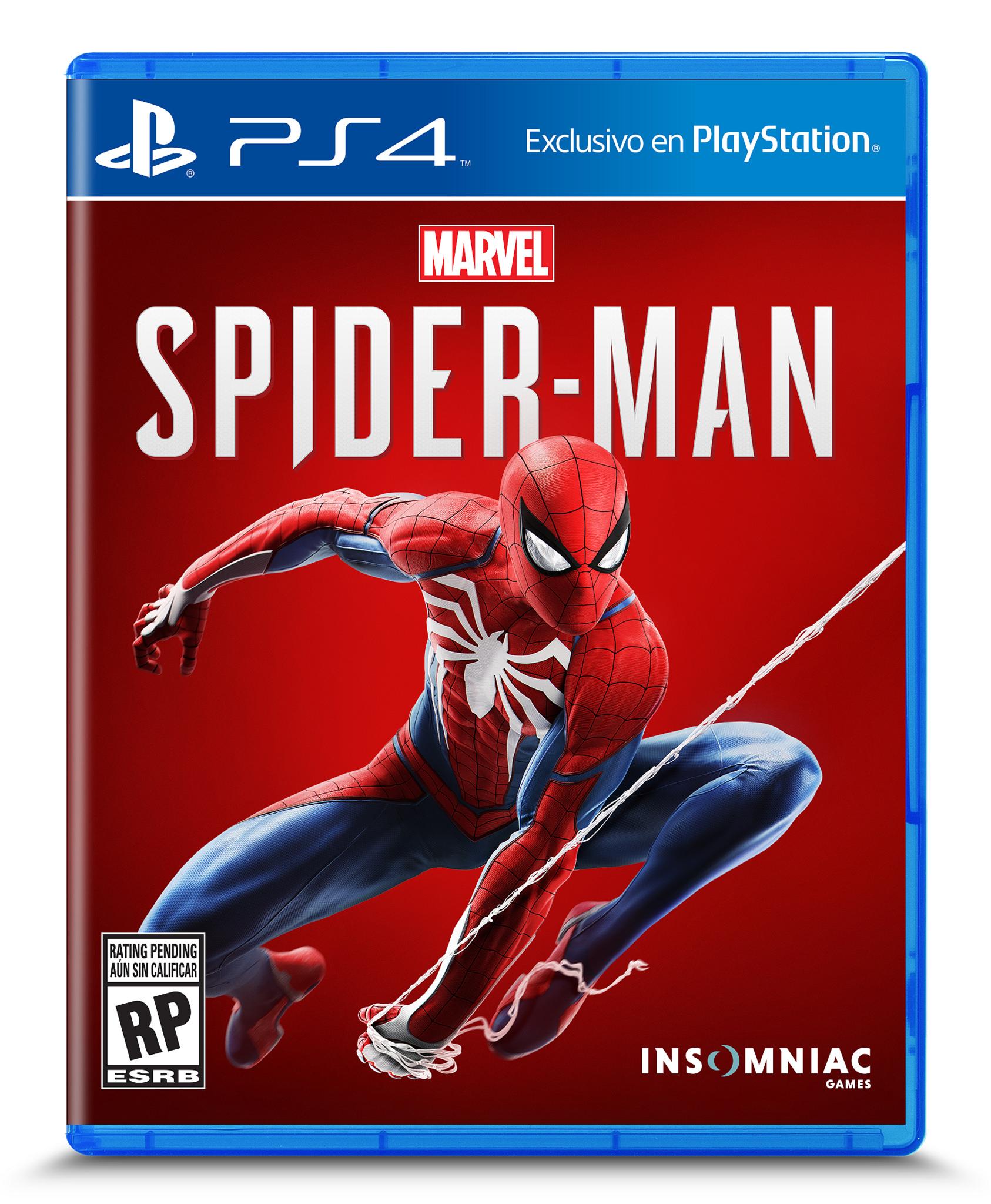 Spider Man de Marvel llegará en septiembre