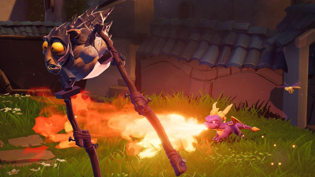 Spyro is back!