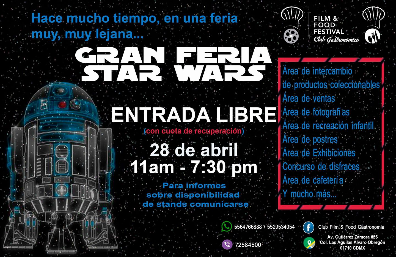 Star Wars Feria