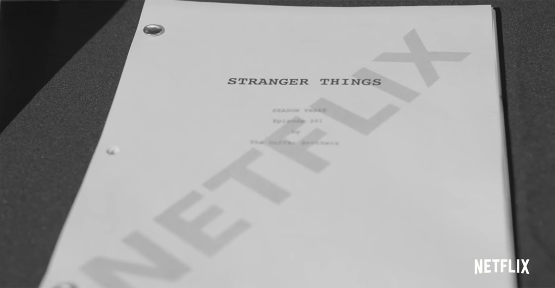 Back at it, nerds: El elenco de 'Stranger Things' regresa al upside down con este video