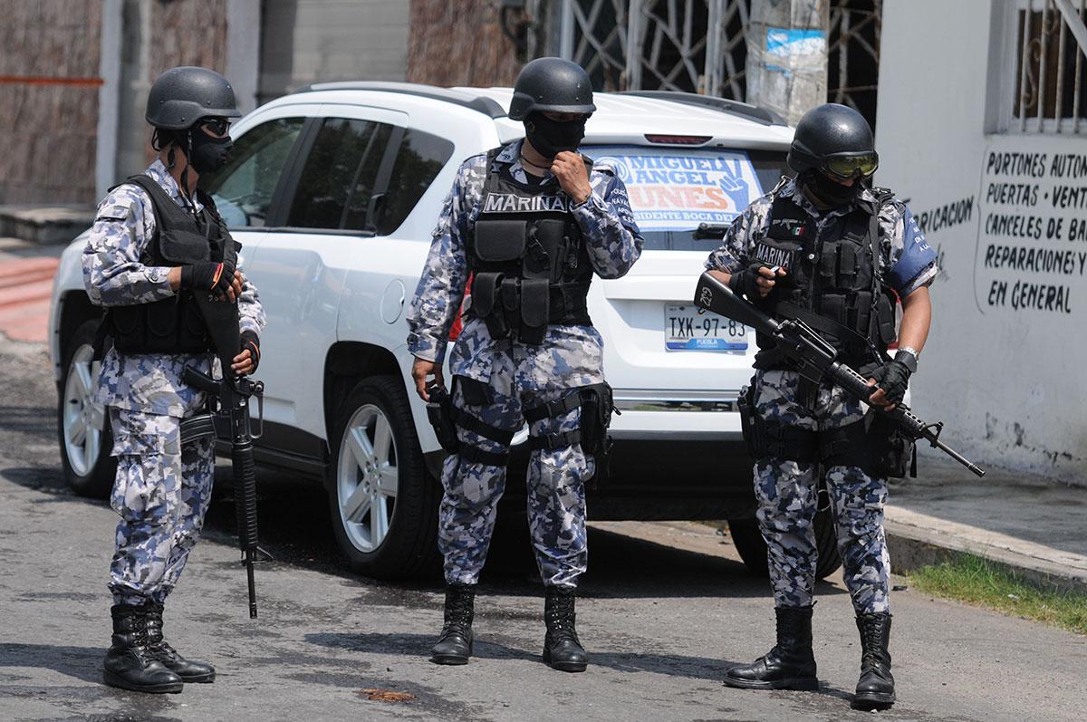 violencia operativo Veracruz