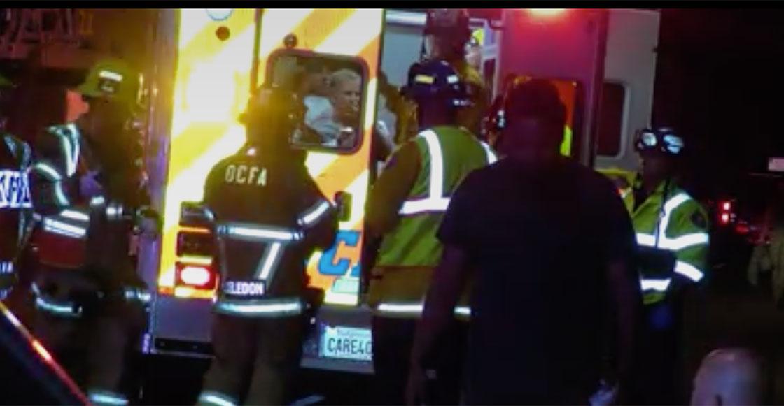 ¿Milagro de viernes 13? Will Ferrell sufrió un aparatoso accidente… ¡y no le pasó nada!