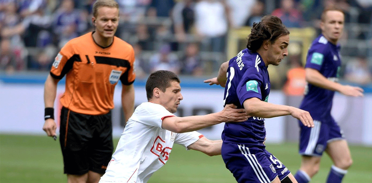 Anderlecht Standard de Lieja