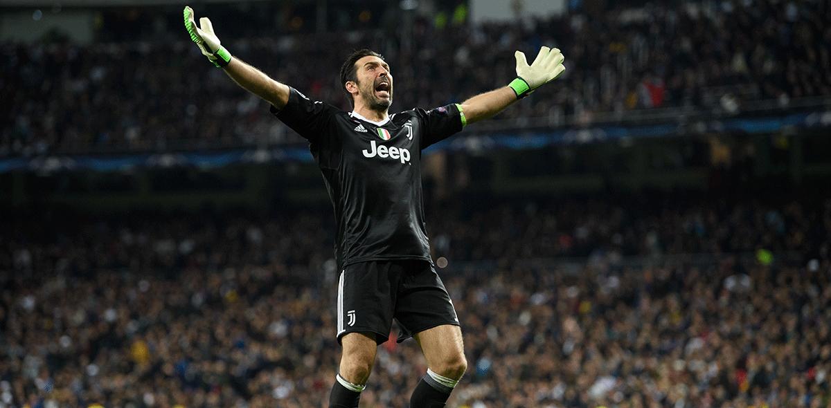 Juventus se va Buffon