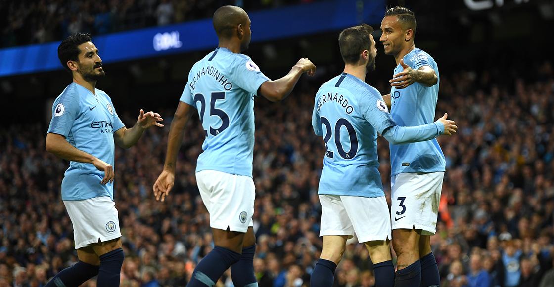 Manchester City derechos television
