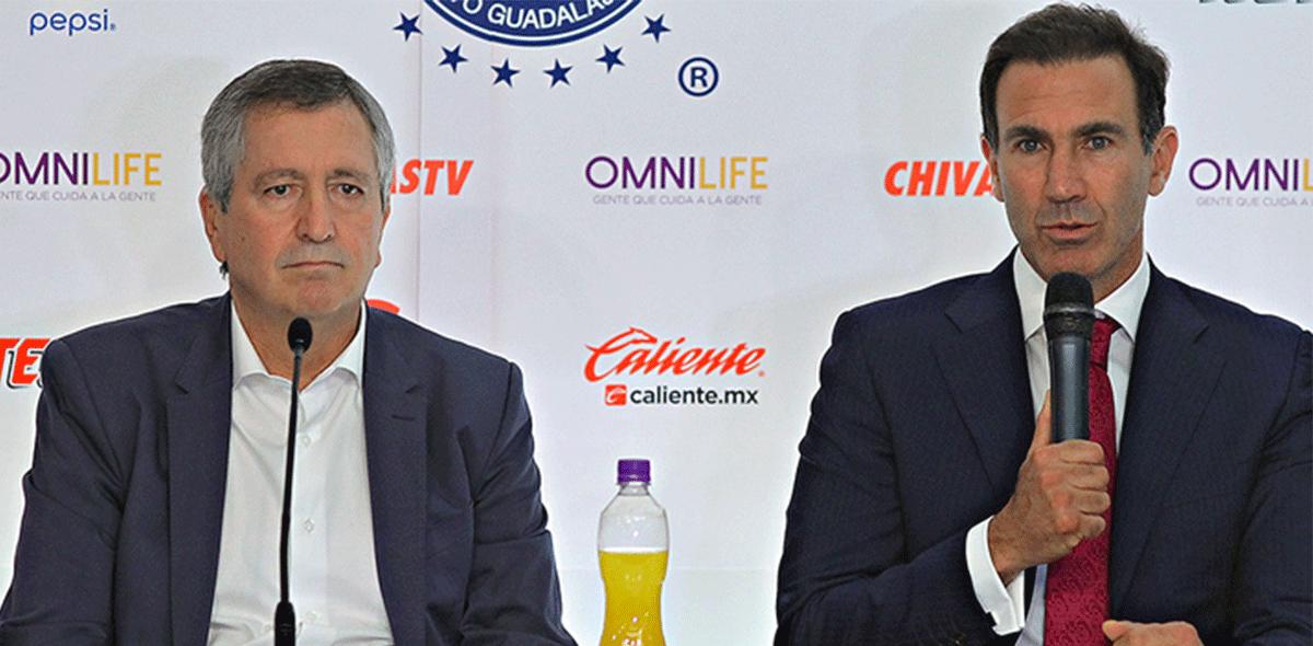 Matías Almeyda aún duda seguir en Chivas