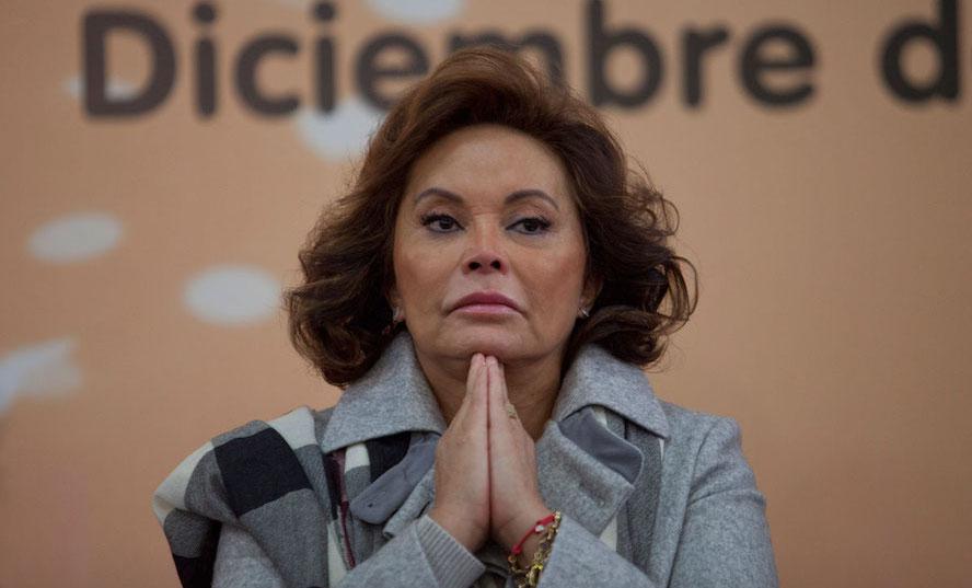Elba Esther Gordillo denuncia violación a sus derechos humanos