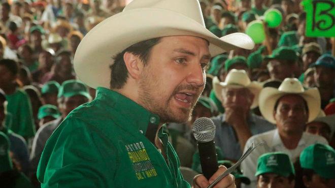 Fernando Castellanos Cal y Mayor