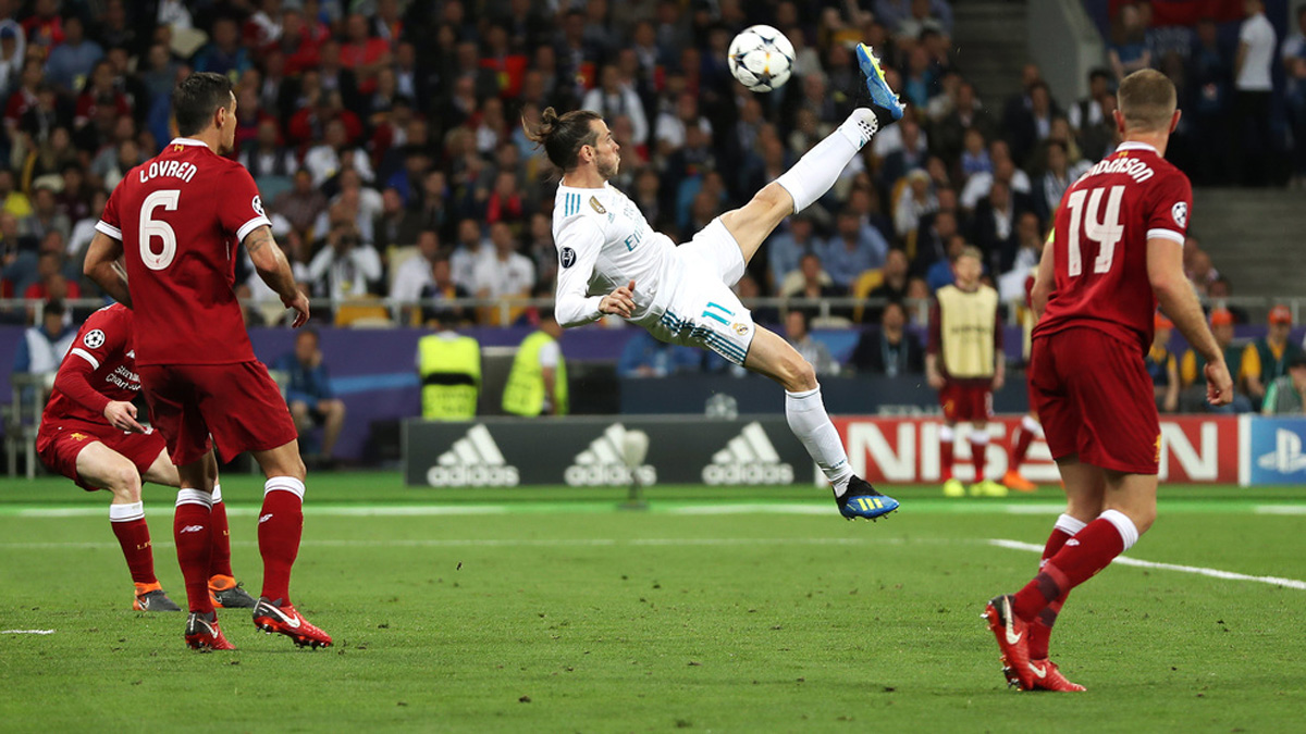 Golazo Gareth Bale