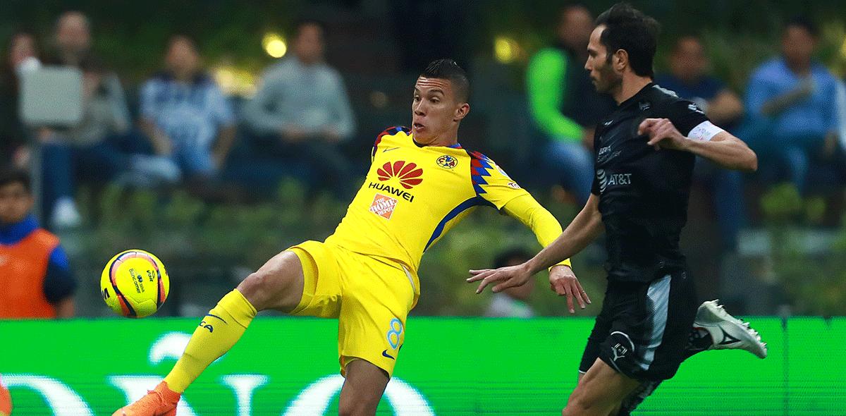 Mateus Uribe 2018