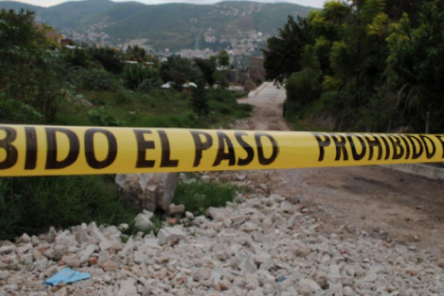 Homicidios en Guerrero capacitador del INE elecciones