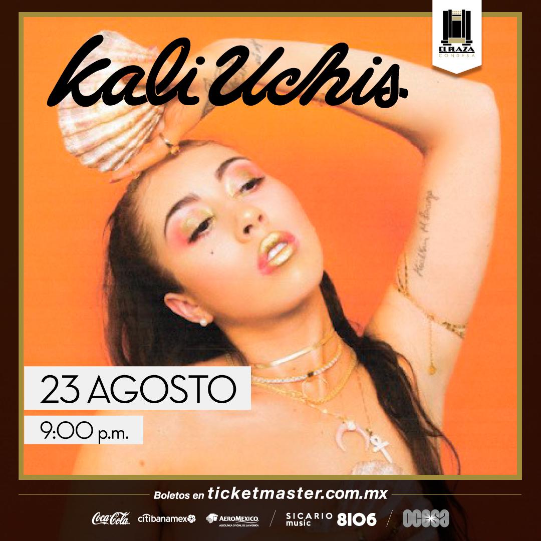 Kali Uchis en El Plaza