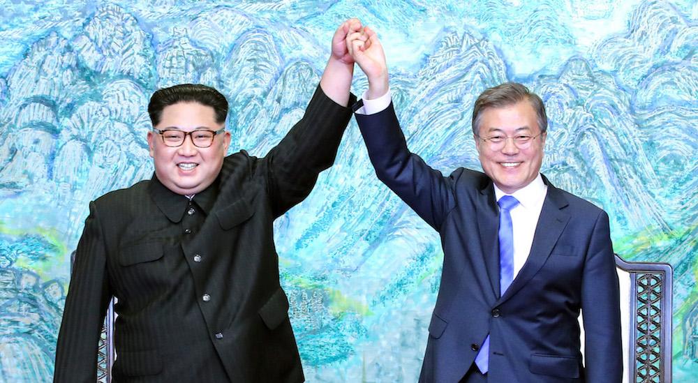 Cumbre Corea del Norte Corea del Sur