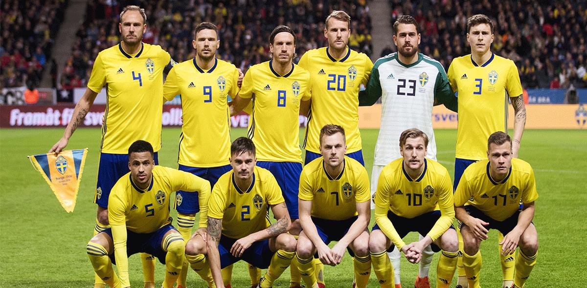 Lista Suecia