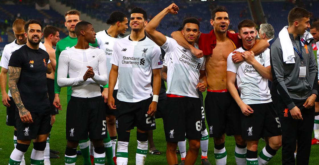 Liverpool Champions 2018