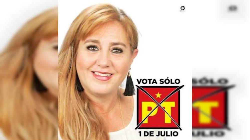Jornada electoral secuestran Lourdes Torres Díaz candidata del PT Michoacán