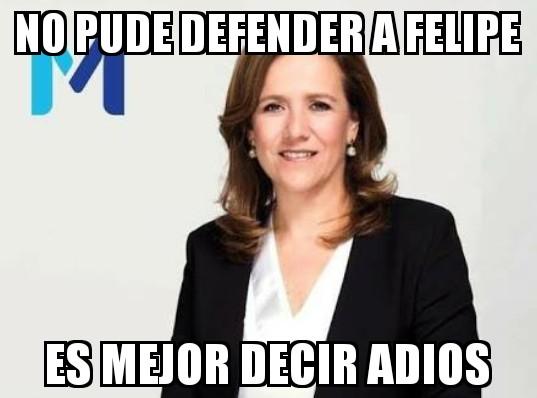 Margarita Zavala memes dimite del proceso electoral 2018