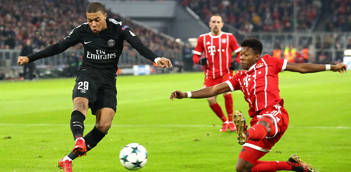 Mbappé prefirió al PSG que al Real Madrid
