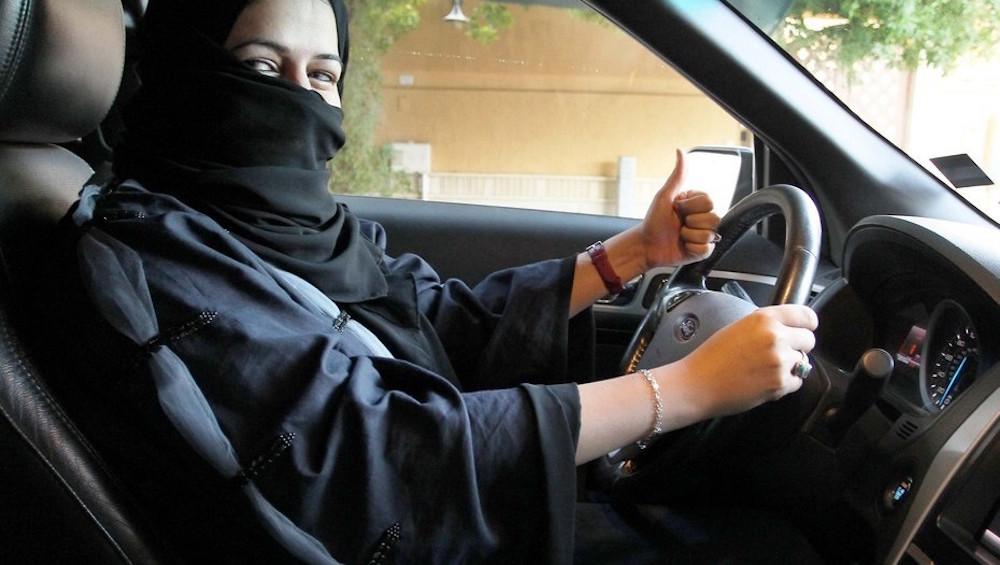 Mujeres Arabia Saudita derecho a conducir