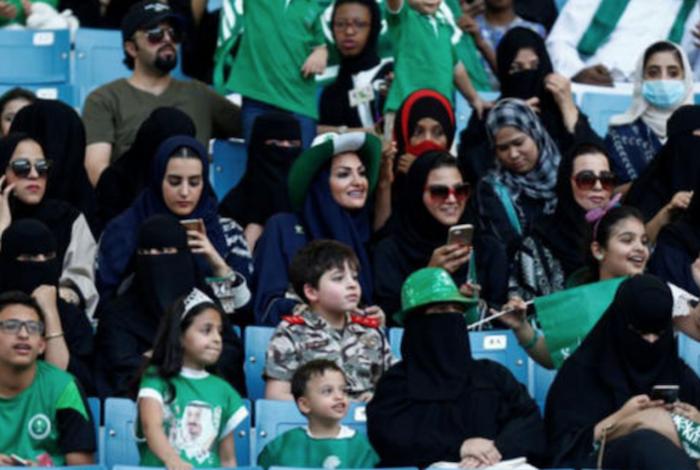 Mujeres Arabia Saudita futbol