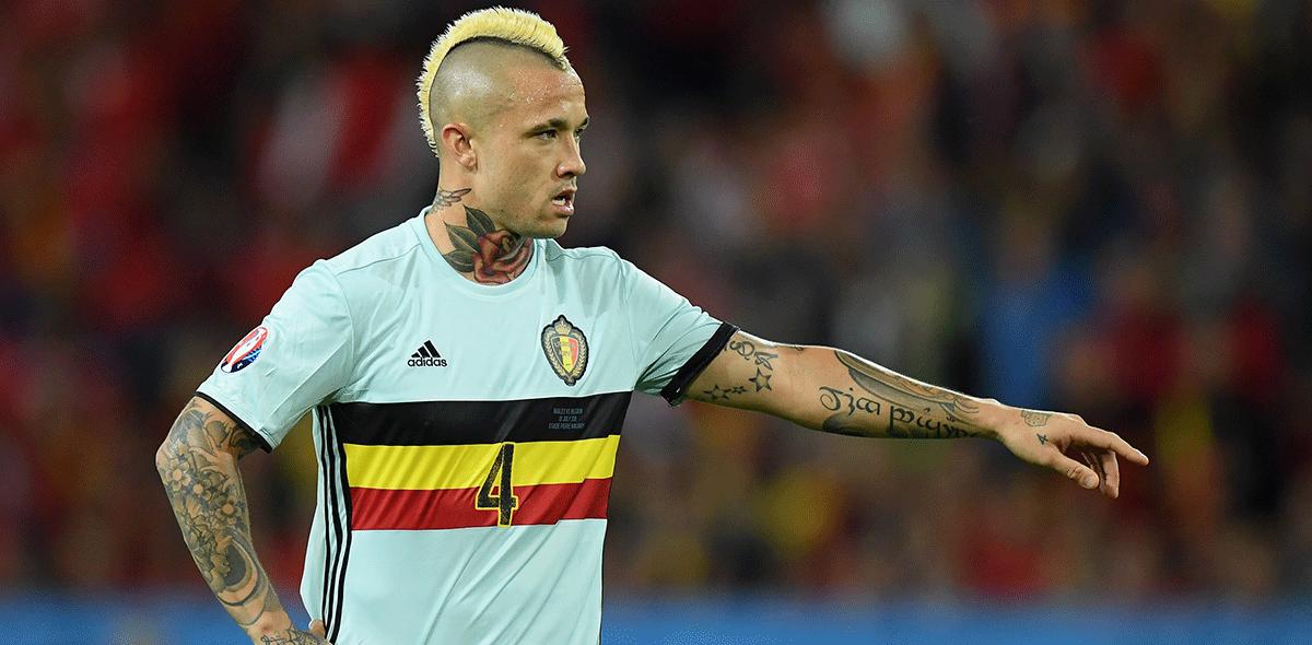 Radja Nainggolan renunció a la Selección de Bélgica
