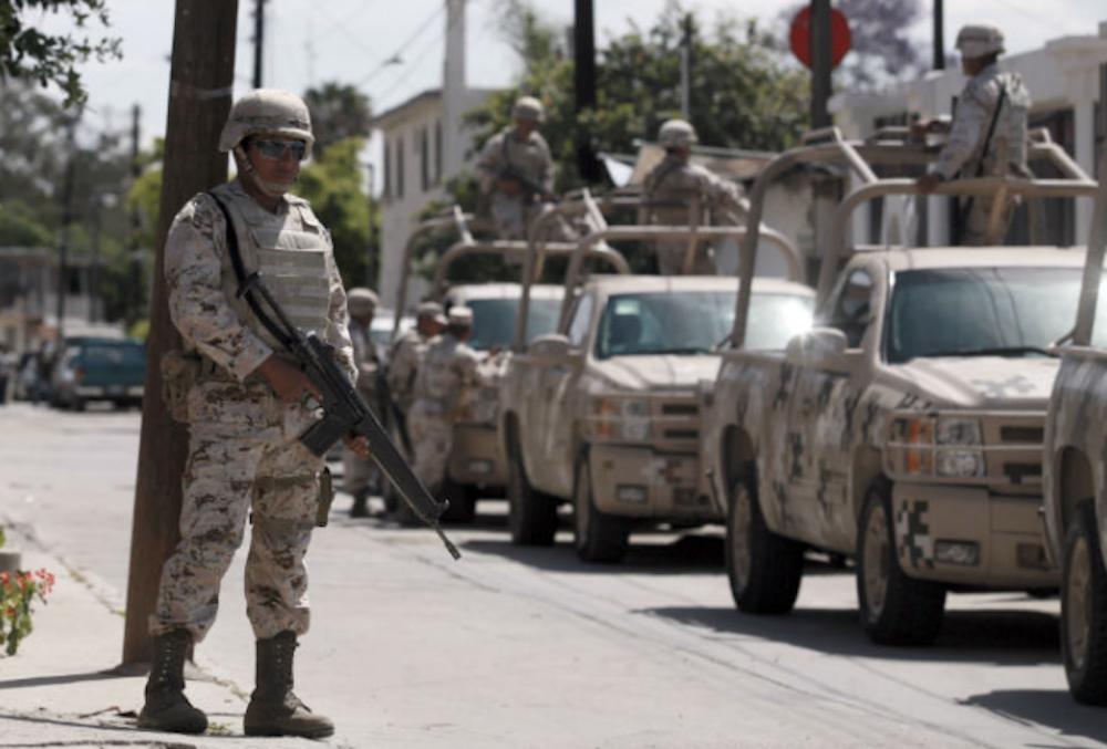 Operativo Ejército Baja California incremento violencia elecciones 2018