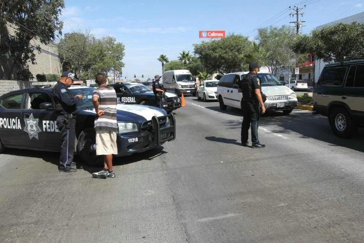 Operativos de seguridad Baja California violencia no disminuye