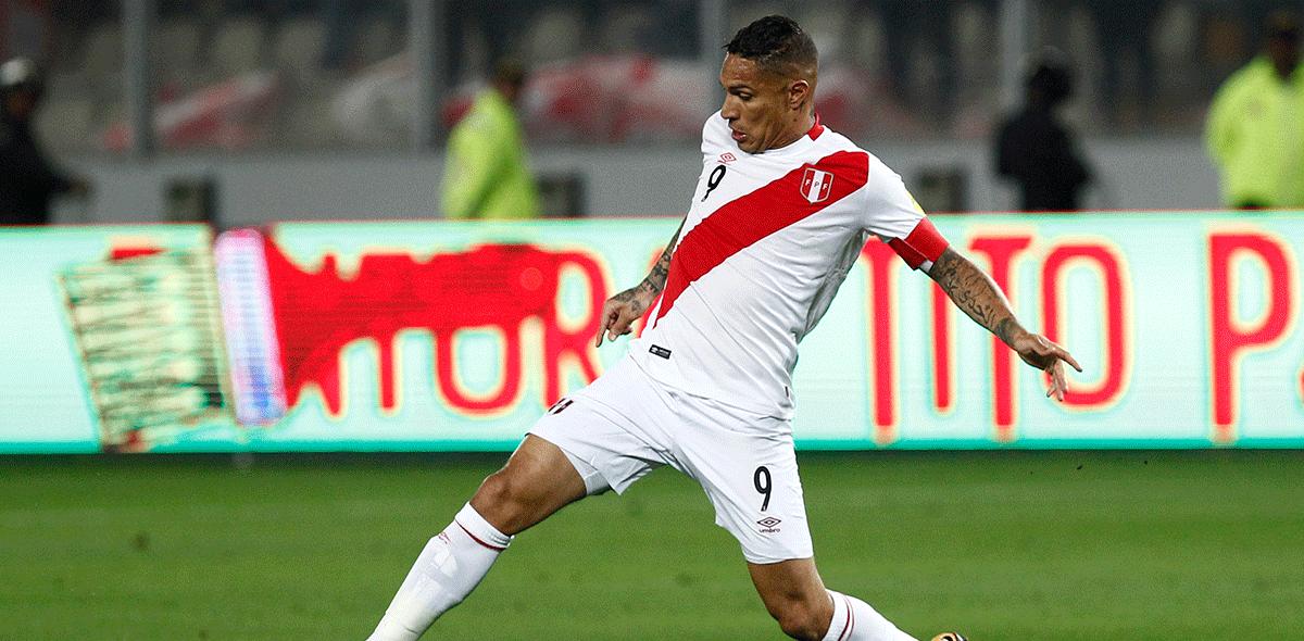 Perú Paolo Guerrero