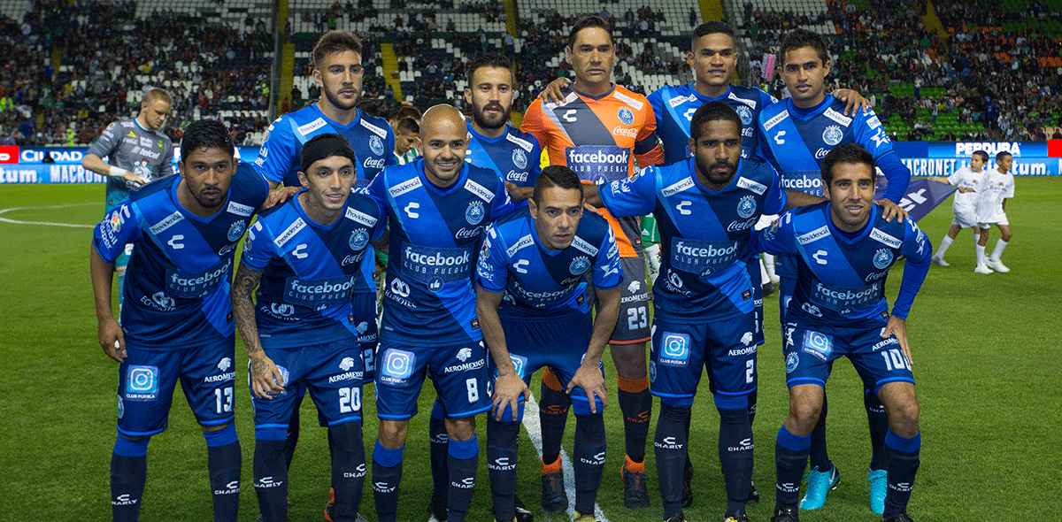 Puebla Clausura 2018