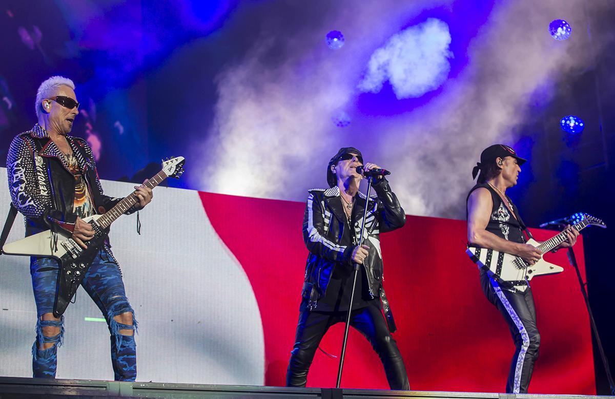 Scorpions en CDMX
