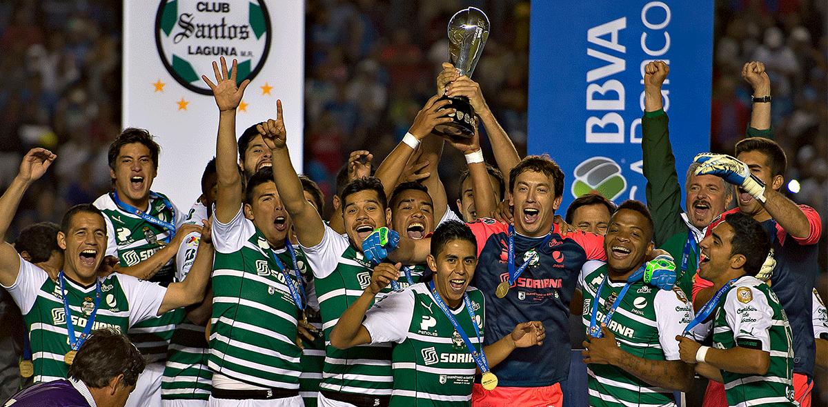 Santos campeón 2015