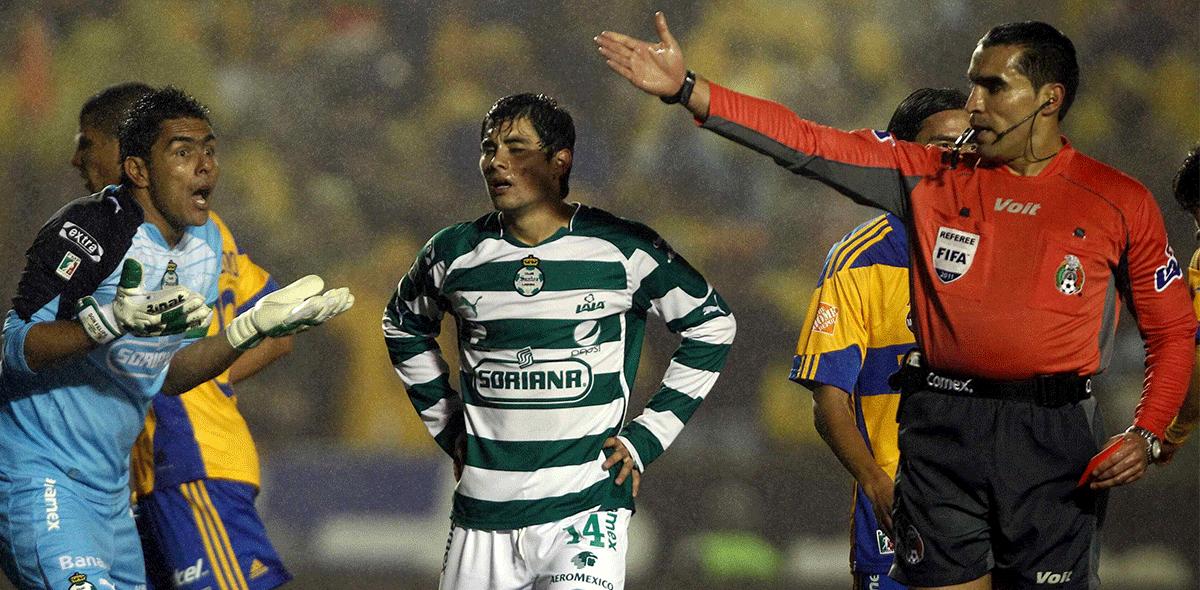 Santos perdió final Tigres