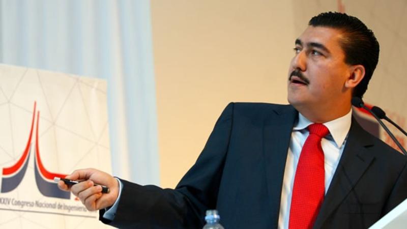 Silverio Cabazos, exgobernador de Colima