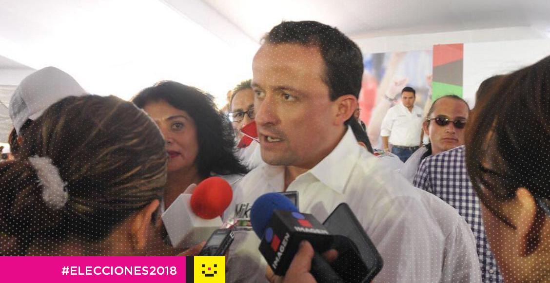 INE decide no bajar spot de inseguridad de Mikel Arriola.