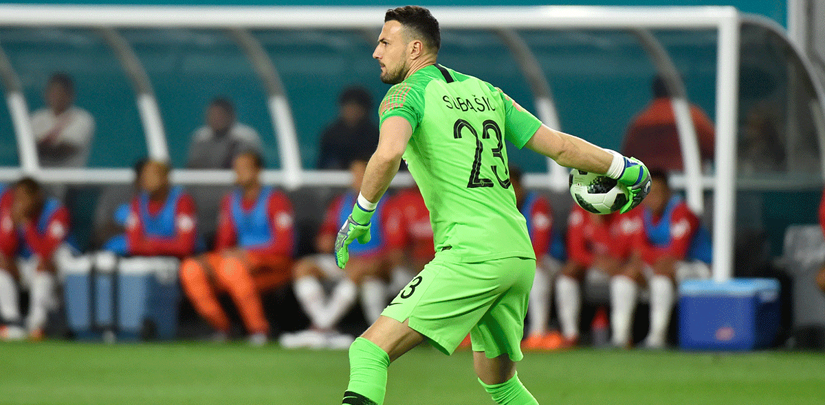 Croacia dio prelista para Rusia 2018